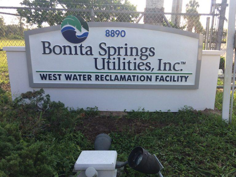 BONITA SPRINGS UTILITIES WEST WATER FACILITY
