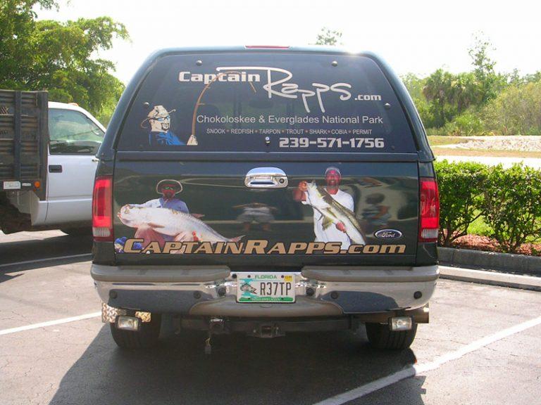 tailgate wraps truck tailgates truck logos truck wraps naples truck wraps