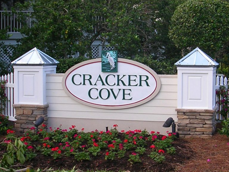 CRACKER COVE