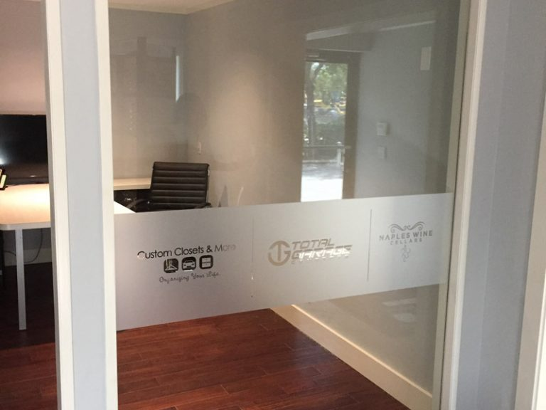 glass door decals privacy glass etched glass etched logo naples fort myers bonita springs