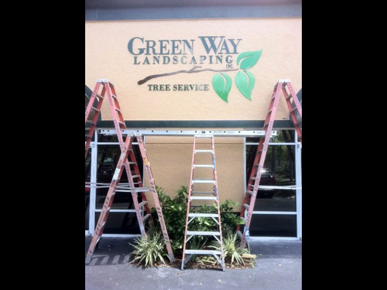GREEN WAY LANDSCAPING