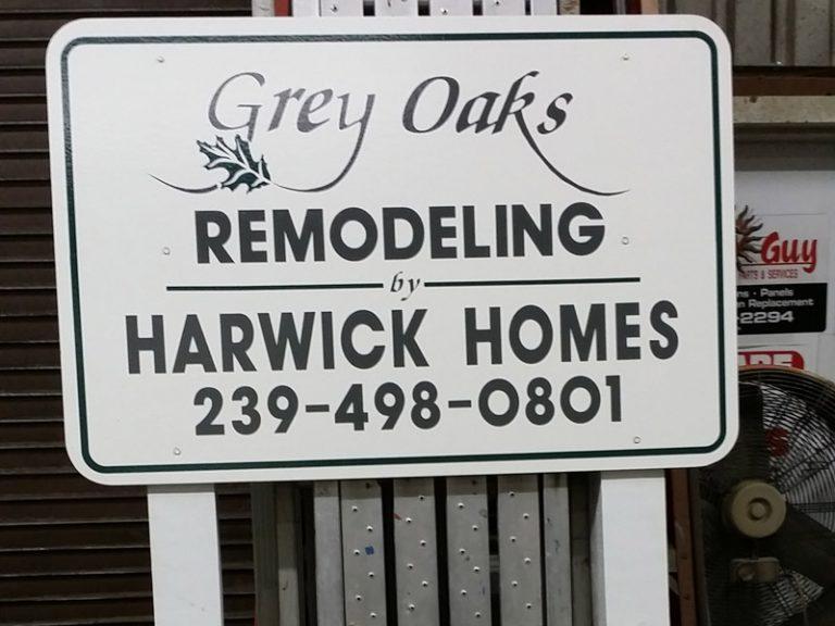 HARWICK HOMES