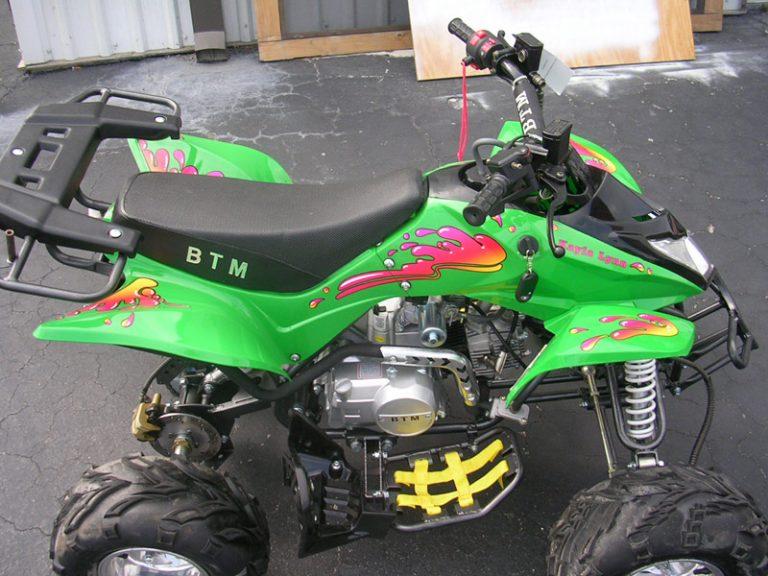 atv wrap atv stickers atv decals four-wheeler wrap four-wheeler decals bike stickers naples bonita springs estero