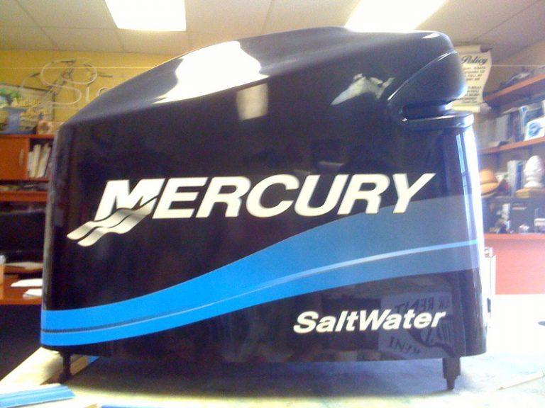Mecury 150 saltwater