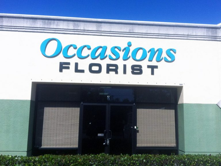 OCCASIONS FLORIST