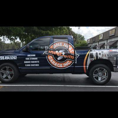 truck wrap truck lettering truck logo truck graphic bonita springs naples estero fort myers