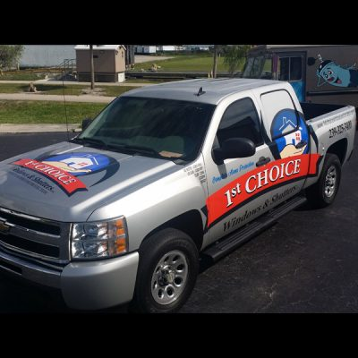 pick up truck wrap pick up truck graphics pick up truck signs pick up truck logo