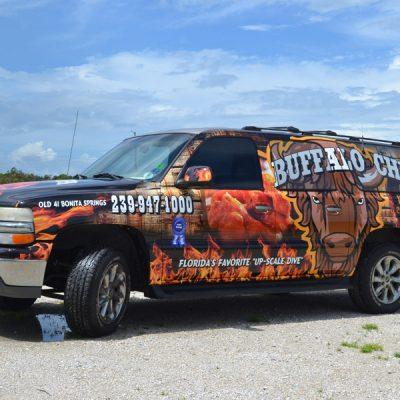 full wraps vehicle wraps truck wraps truck lettering truck design naples florida bonita springs florida