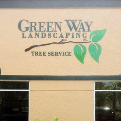 building letters acrylic sign custom logo sign landscaping signs bonita springs signs naples signs
