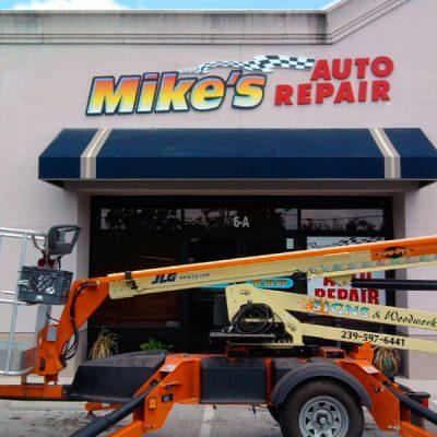 MIKES AUTO STOREFRONT