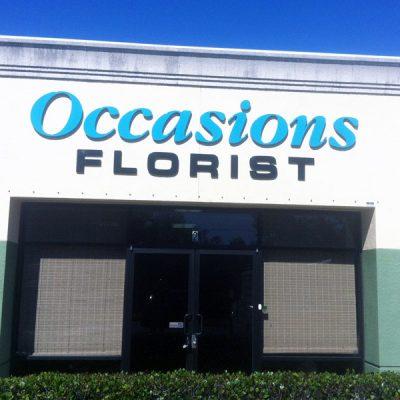 OCCASIONS FLORIST
