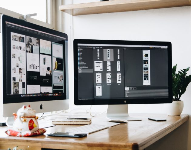 Graphic Design Computers